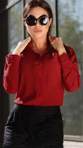 Блуза-рубашка 26427
