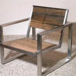 Кресло жёсткое