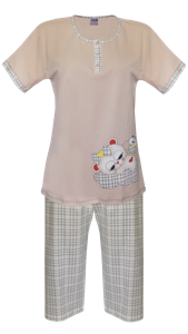Пижама 9616