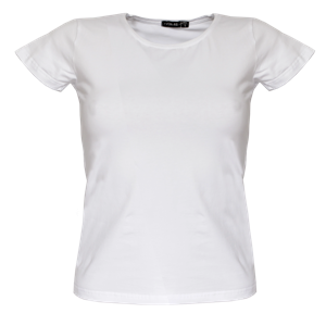 Базовая белая футболка